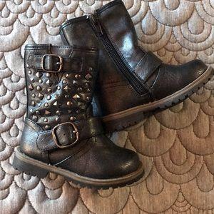 143 Girl Lil Logan Boots